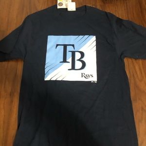 tampa bay rays BRAND NEW WITH TAGS t-shirt